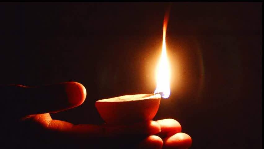 Animated Burning Lamp Oil : At war… lubhita s